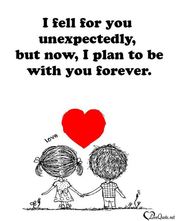 Forever Love Quotes Adorable Love Quotes With Emoji Hover Me