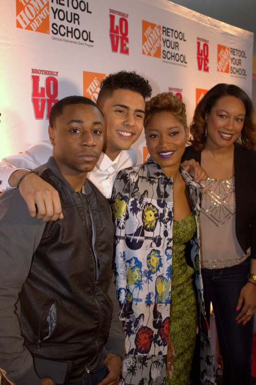 Brotherly Love Quotes From Movie Quincy Brown And Keke Palmer In Brotherly Love