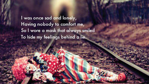 Joker Always Make Everyone Happy Hides Thousands Of Feeling Behind His Smile