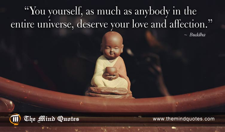 Buddha Quotes On Love And Life