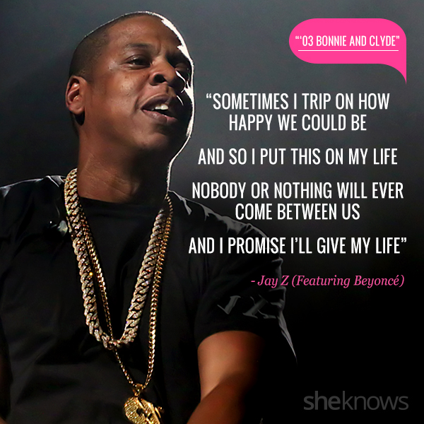 Love Quotes From Rap Songs  Jay Z