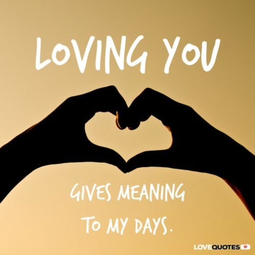 Love Quotes To Express Your Hearts Feelings
