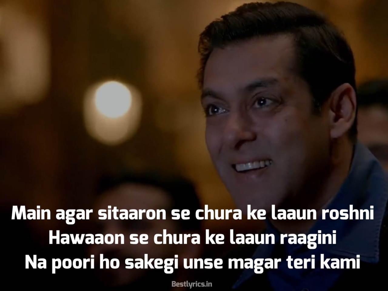 Main Agarlight Lyrics Quotes Enjoy The Lyrics Of Main Agar From The Movie