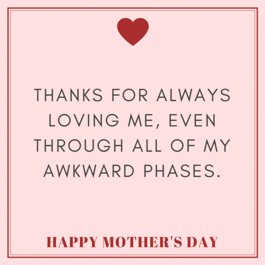 Mothers Day Captions