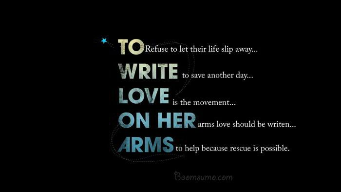 Quotes About Love Life To Write Love On Her Arms Funny Quotes And Sayings