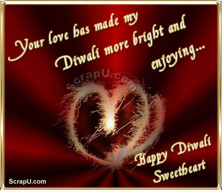 Romantic Happy Diwali Wishes For Girlfriend Diwali Love Messages Gf Images