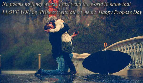 Romantic Propose Day Sms For Girlfriend Boyfriend