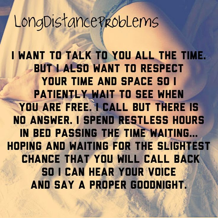 Quotes about loving someone long distance