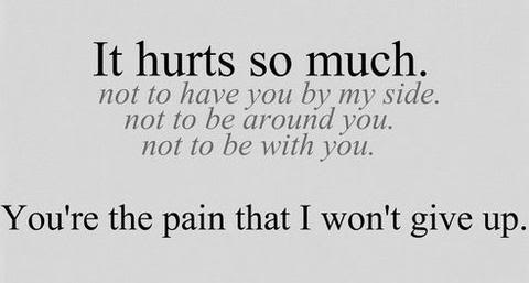 Love Quotes For Her Pain Hover Me