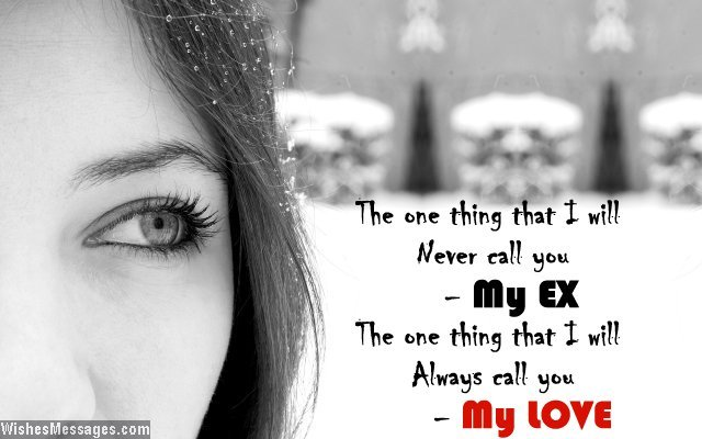 Sad Love Quote For Ex Boyfriend
