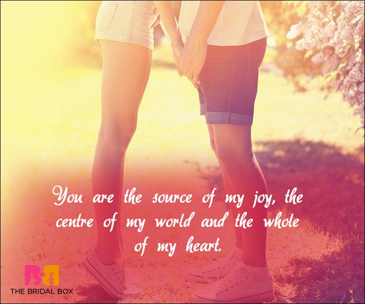 Short Love Quotes For Him The Source
