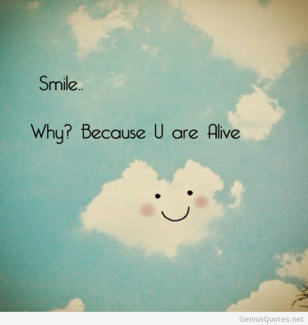 Smile Love Quote
