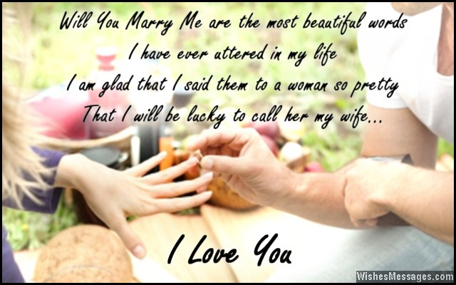 Sweet Love Quote For Fiancee On En Ement