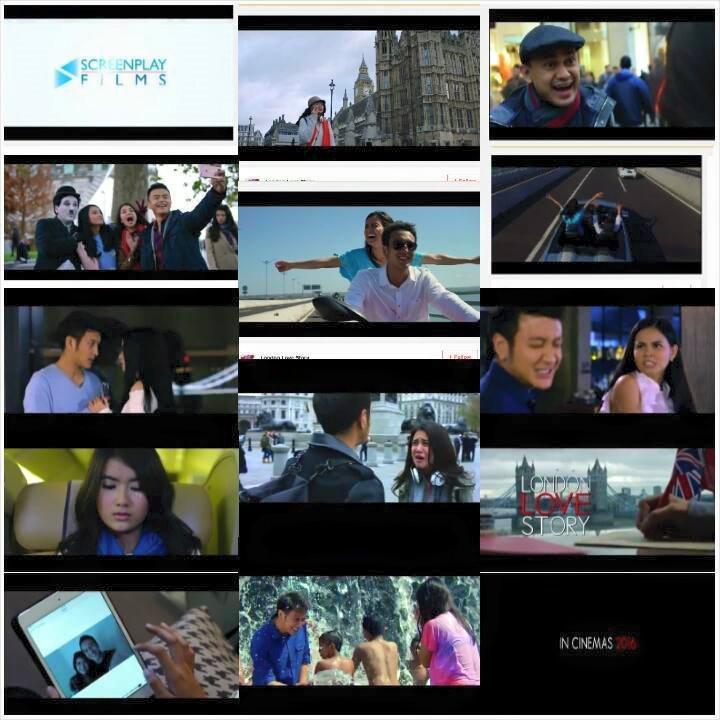 Cuplikan Teaser Dan Trailer London Love Story