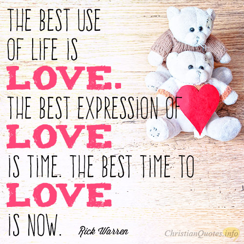 Ways To Express Love In Life
