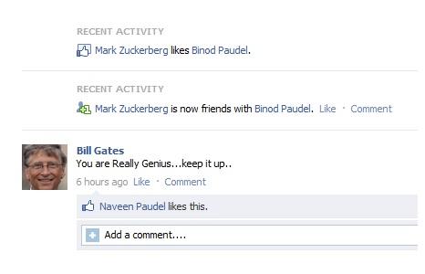 Create Funny Facebook Likes