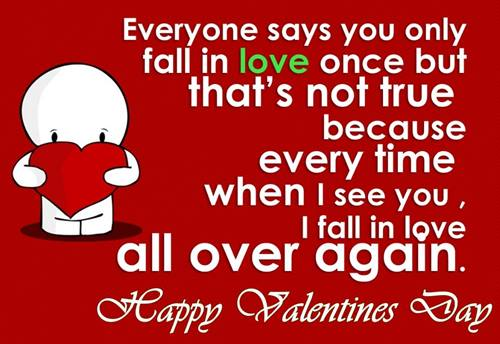 Valentines Day Quotes | Valentine Love Quotes For Boyfriend Hover Me