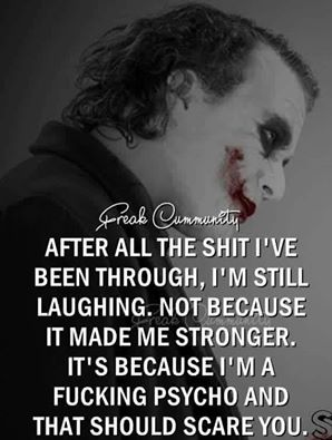 Remember This Joker Quote