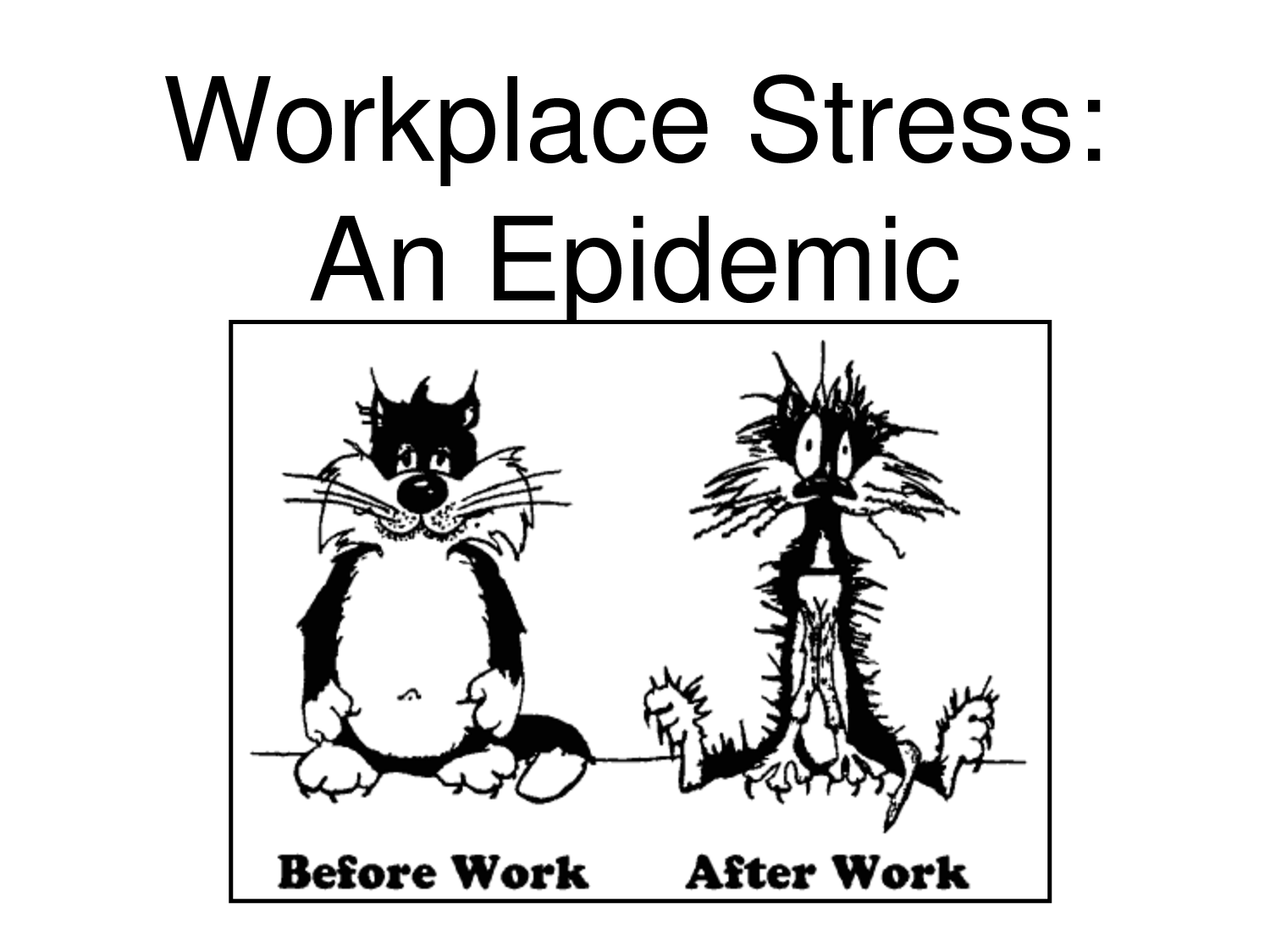Work Stress Quotes Funny Sayings Images