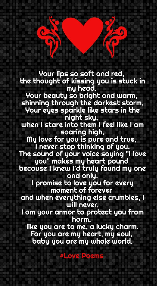 I love you quotes for your girlfriend