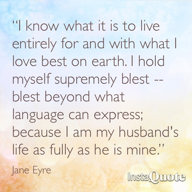 Quotes Jane Eyre Extraordinary Love Quote From Jane Eyre Jane Eyre Quotes Quote Addictslove