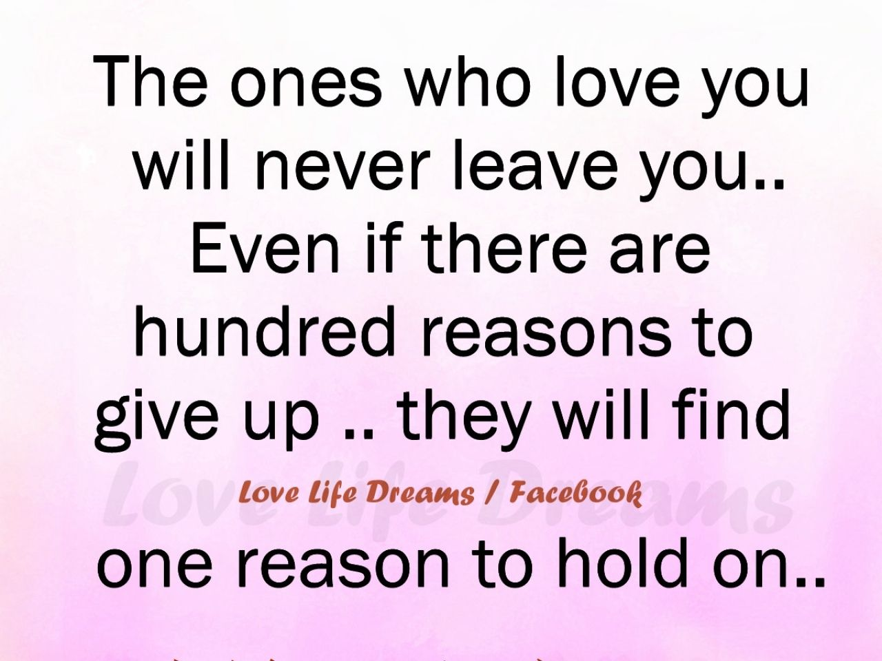 Quotes On Giving Up On Someone You Love