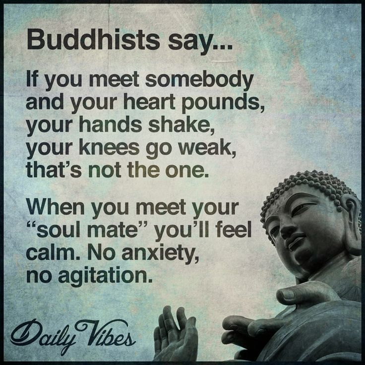 Buddhist Quote On Love