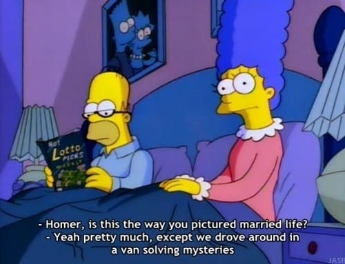 Here Are  Of The Most Cromulent Quotes From The First Eight Seasons Of The Simpsons Ranked Fairly Randomly From Worst To Best