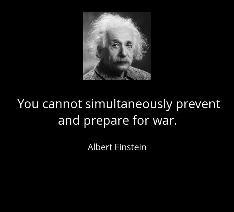 Albert Einstein Zitate Krieg Vorbereiten Verhindern Englisch Spruche  Albert Einstein Zitate Spruche Weisheiten Zu Verschiedenen Themen
