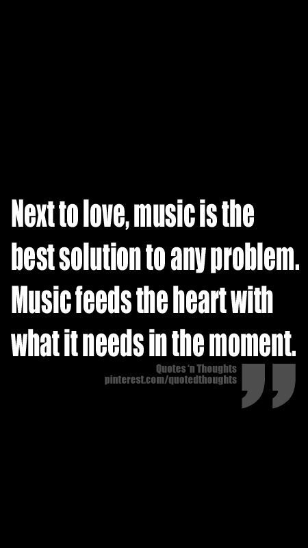 Love Quotes Rock Music