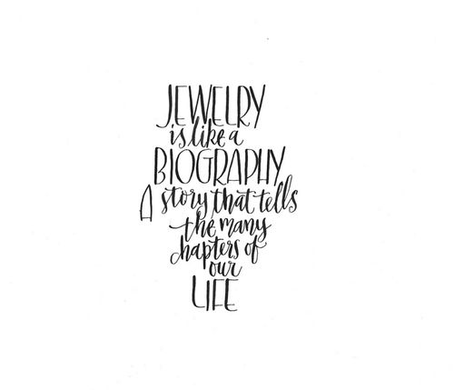 Love Quotes On Jewelry | Hover Me