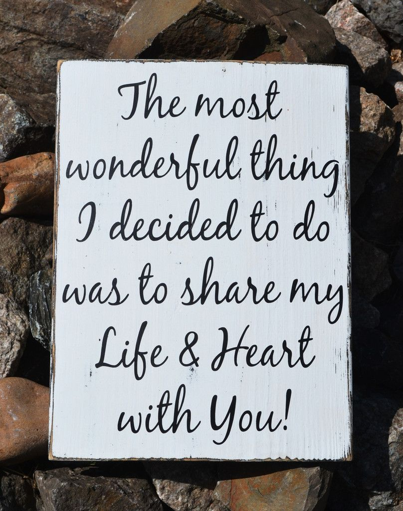 Rustic Wedding Sign X Love Quotes Anniversary Gift Reception En Ement Decoration Couples Wall Art