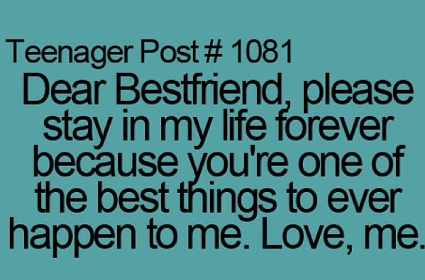 You Are My Best Friend I Love You Quotes | Hover Me