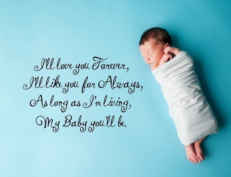 Baby Love Quote Picture Quote