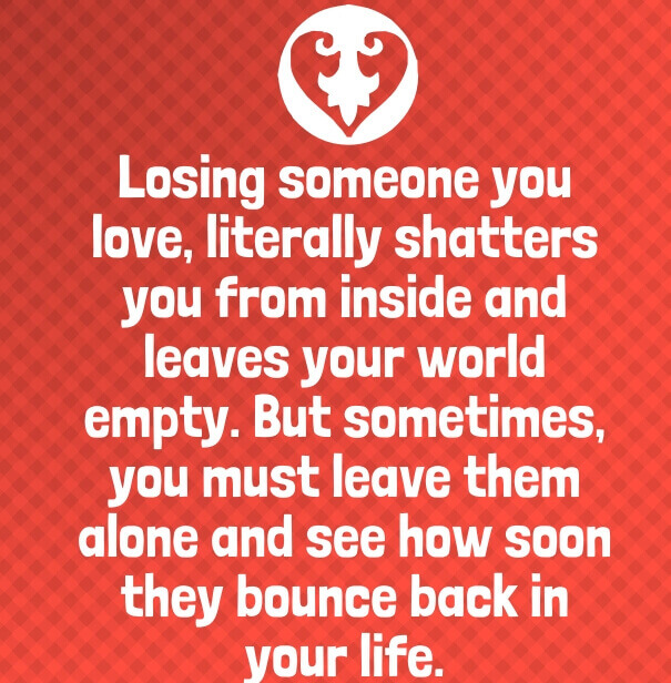 Back Your Lost Love Quotes