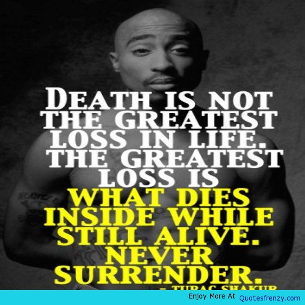 Swag Pac Tupacshakur Tupac Lyrics Death Hiphop Oldschool Rap Deathrow Quote