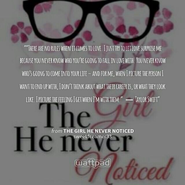 Im Reading The Girl He Never Noticed On Wattpad
