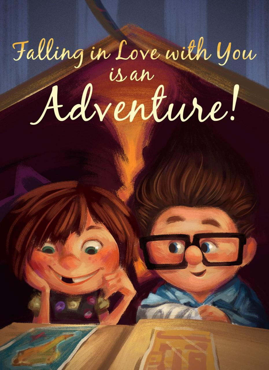 Adorable Disney Valentines Day Cards Oh My Disney