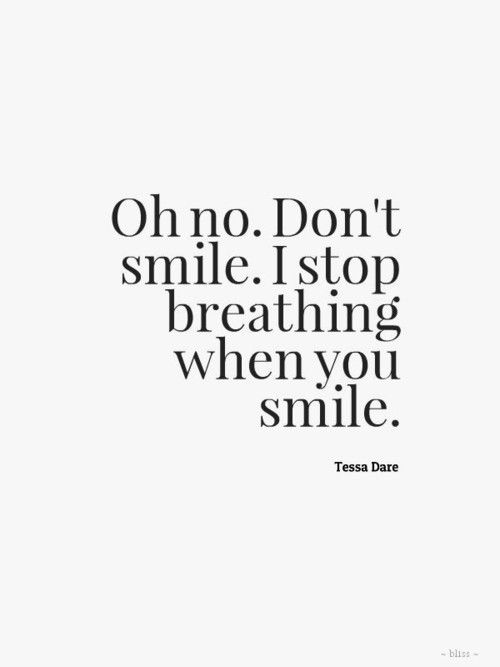 Smile Quotes For My Love Hover Me