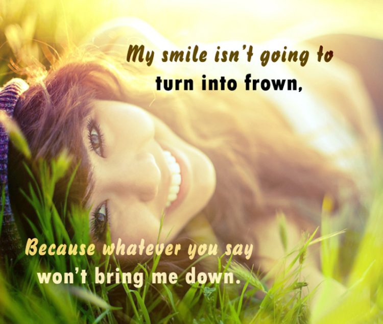 Beautiful Girl Quotes_smile_image