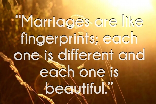 Beautiful Marriage Quotes For Couples