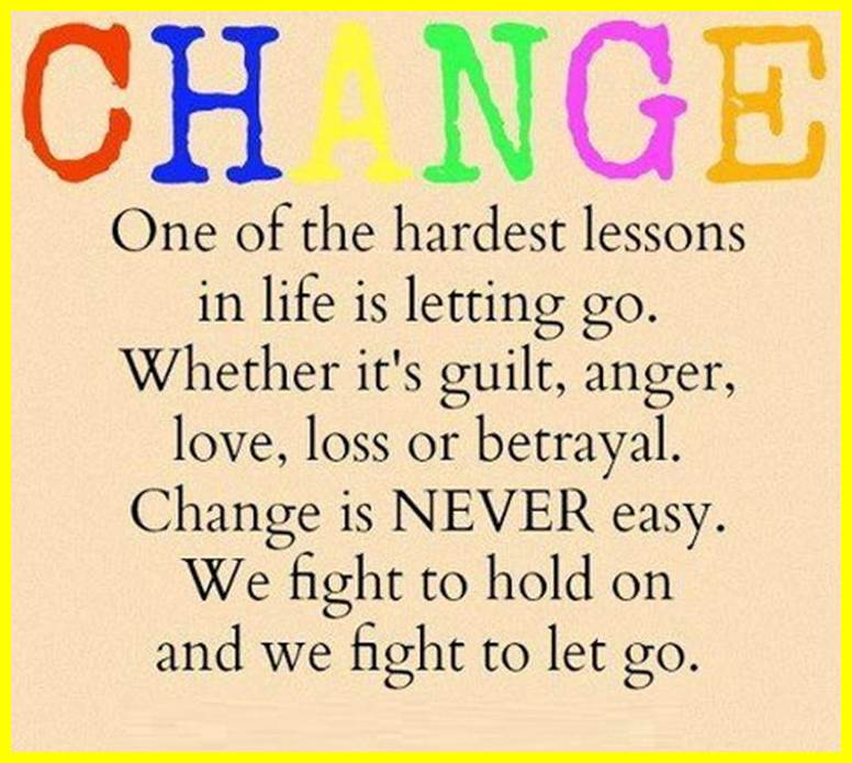 Best Quotes About Change And Love
