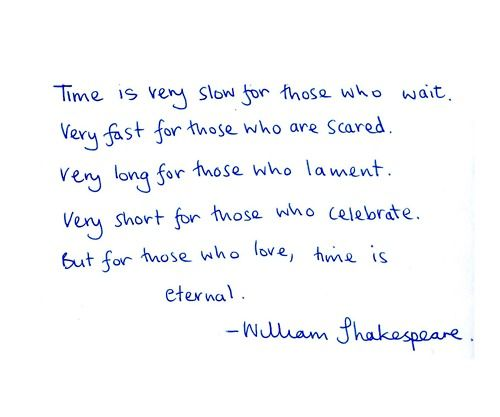 Shakespeare Short Quotes About Love