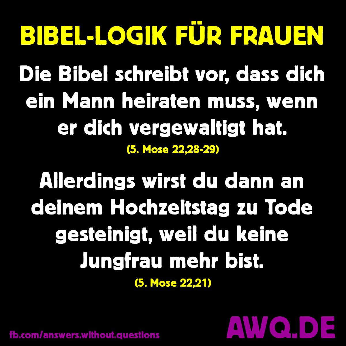 Bibel Frauen