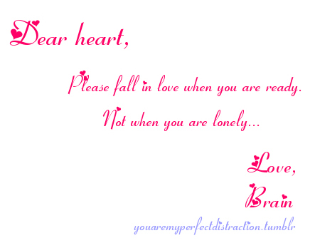 In Fall Lonely Love Quotes Ready