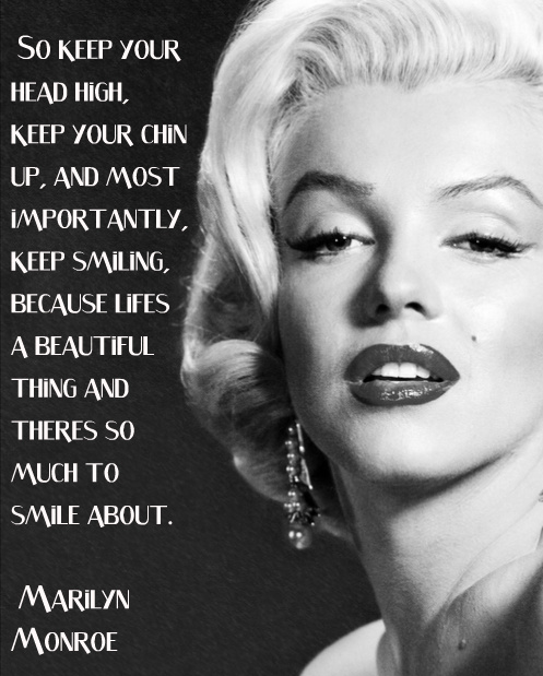 Marilyn Monroe Quotes And Sayings About Life