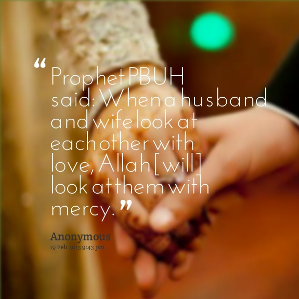 Love Quotes About Wife And Husband