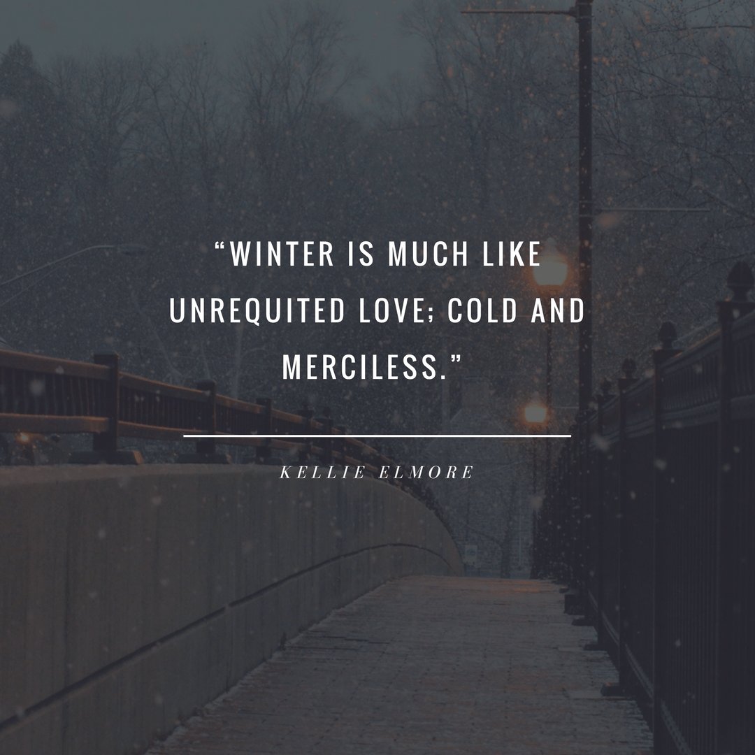 Winter Quotes The Best And Most Inspirational Sayings