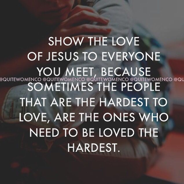 Love Your Neighbor As Yourself There Is No Commandment Greater Than These Mark I Guess This Is Pt  To Last Nights Post After Reading Some Of The