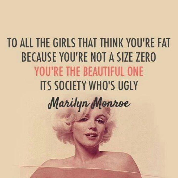 Marilynmonroe Love Yourself